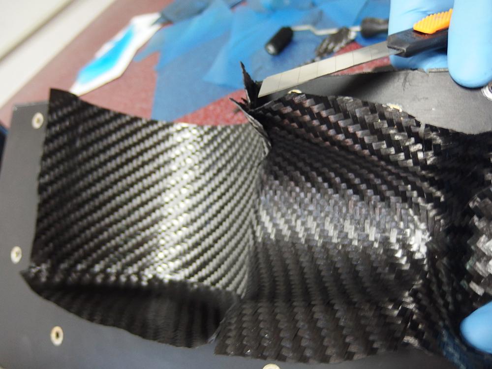 Prepregi włókno węglowe, dry carbon