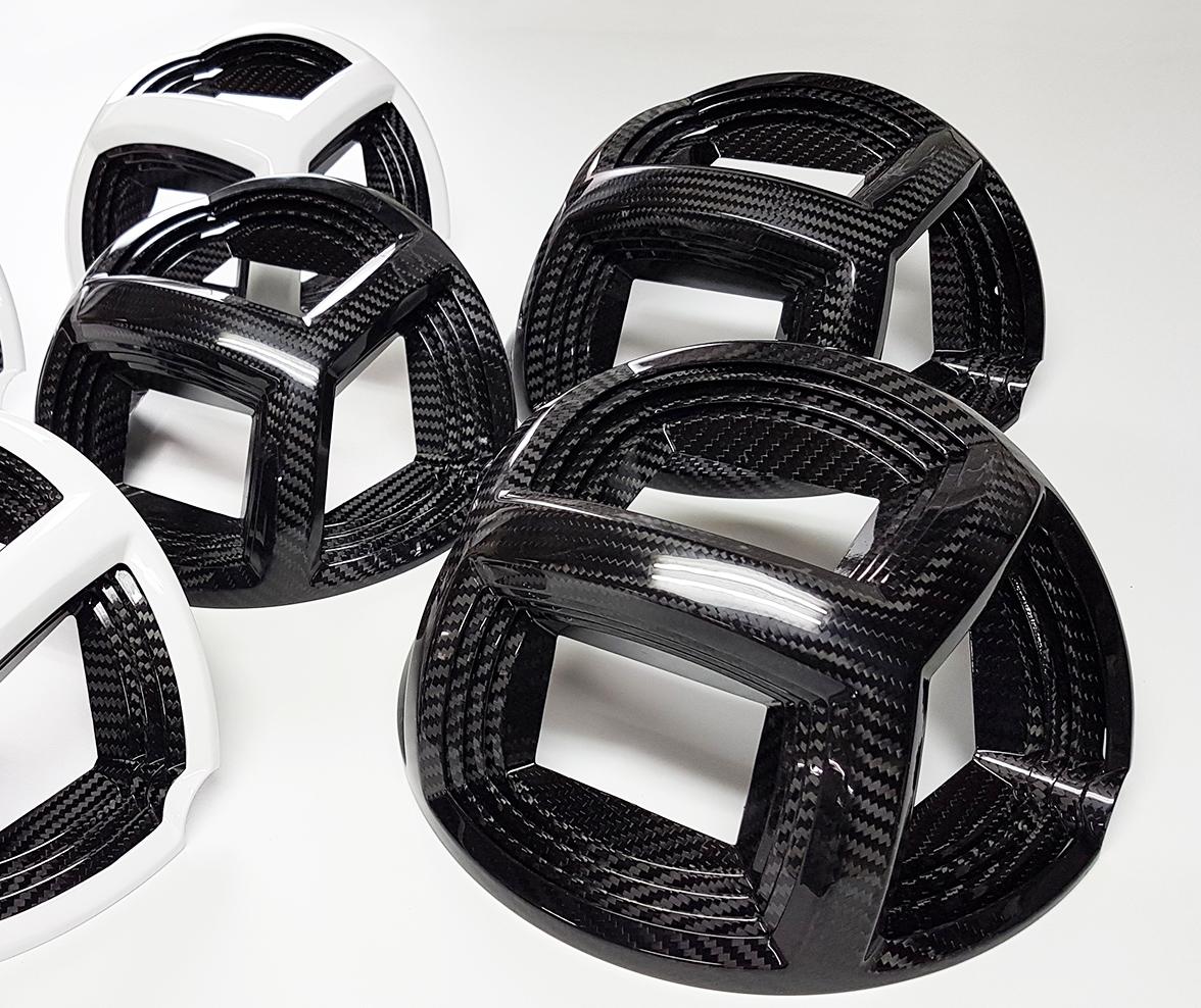 Produkcja elementów z włókna węglowego